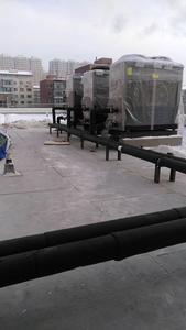 哈尔滨运动馆采暖